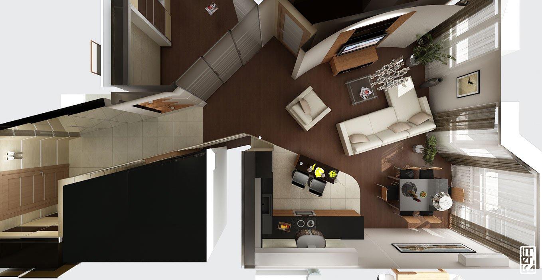 Дизайн студии характеристика