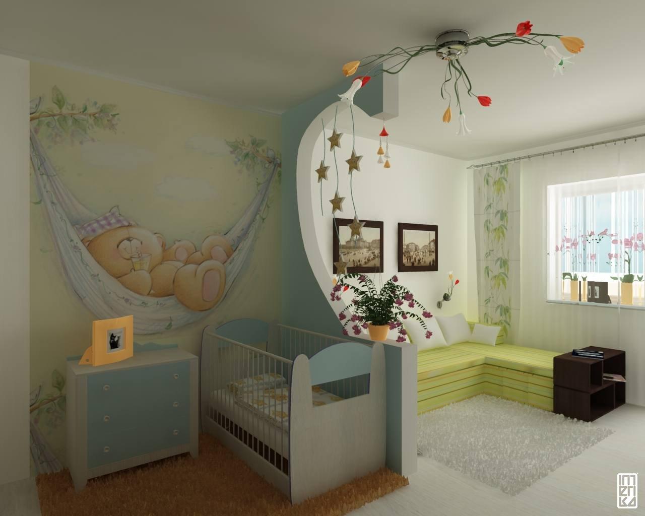 Дизайн детской комнаты дизайн